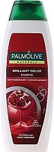 Parfumuri și produse cosmetice Șampon de păr - Palmolive Naturals Brilliant Colour Shampoo