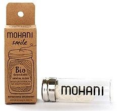 Parfumuri și produse cosmetice Ață dentară, mentă - Mohani Smile Dental Floss