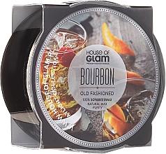 Parfumuri și produse cosmetice Lumânare parfumată - House of Glam Bourbon Old Fashioned Candle (mini)