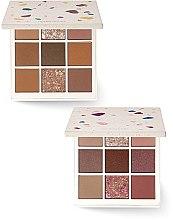 Parfumuri și produse cosmetice Fard de pleoape - Holika Holika 2019 Holiday Terrazzo Shadow Palette