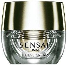 Parfumuri și produse cosmetice Crema contur ochi - Kanebo Sensai Ultimate The Eye Cream