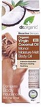 Parfumuri și produse cosmetice Ulei de corp și păr - Dr.Organic Virgin Coconut Oil Moisture Melt Body Oil