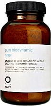 Parfumuri și produse cosmetice Pudră de salvie - Oway Rebalancing Pure Biodynamic Sage