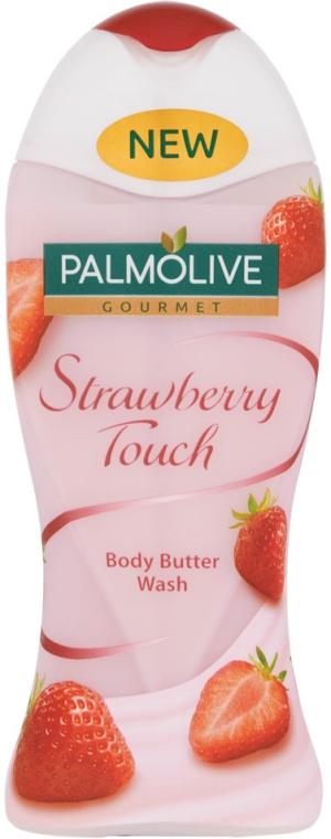 Gel de duș - Palmolive Gourmet Strawberry Shower Gel