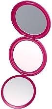 Parfumuri și produse cosmetice Oglindă de buzunar 3-în-1, purpurie - Oriflame