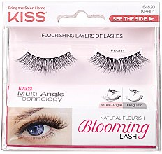 Parfumuri și produse cosmetice Gene false - Kiss Natural Flourish Blooming Lashes Peony
