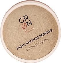 Parfumuri și produse cosmetice Pudră-iluminator - GRN Highlighting Powder
