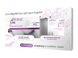 Parfumuri și produse cosmetice Set - Biotebal (serum/3ml + gel/15ml)