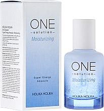 Parfumuri și produse cosmetice Ser de față pentru hidratare - Holika Holika One Solution Super Energy Ampoule Moisturizing
