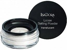 Parfumuri și produse cosmetice Pudră transparentă pentru față - IsaDora Loose Setting Powder Translucent