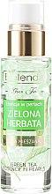 Parfumuri și produse cosmetice Esență cu granule pentru față - Bielenda Green Tea Essence
