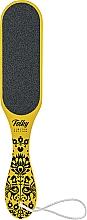 Parfumuri și produse cosmetice Răzătoare pentru picioare, 80/100 - MiaCalnea Folky Lemon