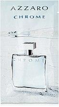 Parfumuri și produse cosmetice Azzaro Chrome - Apă de toaletă (mostră)