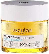 Parfumuri și produse cosmetice Balsam de noapte pentru față și gât - Decleor Hydra Floral Aromessence Baume De Nuit Neroli Amara