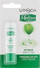 Parfumuri și produse cosmetice Balsam de buze - Uroda Melisa Protective Lip Balm