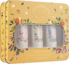 Parfumuri și produse cosmetice Set - Panier Des Sens The Essentials Box (h/cream/3x30ml)