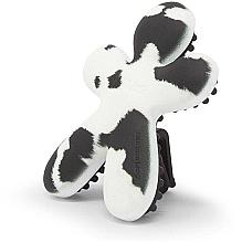 Parfumuri și produse cosmetice Aromatizator auto - Mr&Mrs Niki Bergamot & Iris White&Black Camouflage
