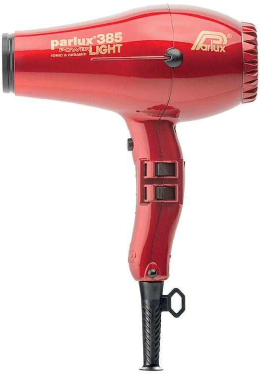 Uscător de păr - Parlux Dryer Power Light 385 Red — Imagine N1