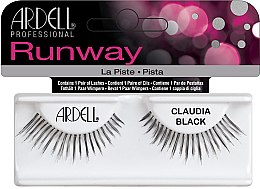Parfumuri și produse cosmetice Extensii gene - Ardell Runway Lashes Claudia Black