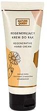 Parfumuri și produse cosmetice Cremă regenerantă pentru mâini - Nature Queen