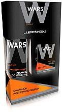 Parfumuri și produse cosmetice Set - Miraculum Wars Classic (ash/foam/300ml + ash/lot/90ml)