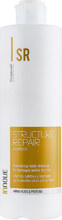 Șampon regenerant - Kosswell Professional Innove Structure Repair Shampoo
