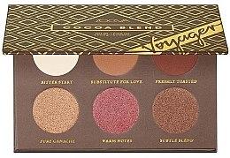Parfumuri și produse cosmetice Paletă farduri de ochi - Zoeva Cocoa Blend Voyager Eyesadow Palette