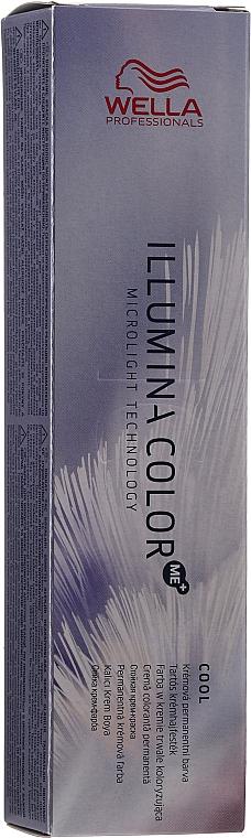 Vopsea cremă pentru păr - Wella Professionals Illumina Color Me+
