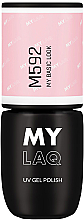 Parfumuri și produse cosmetice Gel lac de unghii - MylaQ UV Gel Polish