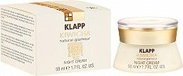 Parfumuri și produse cosmetice Cremă de față - Klapp Kiwicha Night Cream