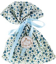 Parfumuri și produse cosmetice Pliculeț aromat, flori albastre - Essencias De Portugal Tradition Charm Air Freshener