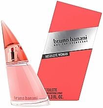Parfumuri și produse cosmetice Bruno Banani Absolute Woman - Apă de toaletă