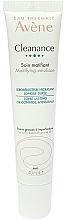 Parfumuri și produse cosmetice Emulsie matifiantă pentru față - Avene Cleanance Mattifying Emulsion