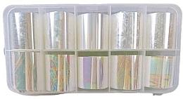 Parfumuri și produse cosmetice Set de folie de turnare, 10 buc. - Deni Carte