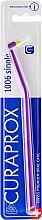 """Parfumuri și produse cosmetice Periuță de dinți """"Single CS 1006"""", violet - Curaprox"""