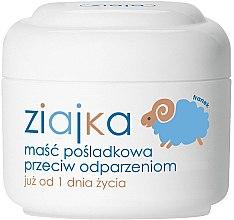 Parfumuri și produse cosmetice Cremă sub scutec - Ziaja Nappy Cream