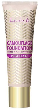 Fond de ten - Lovely Camouflage Foundation