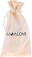 Parfumuri și produse cosmetice Set - LullaLove Honey (hair brush + muslin)