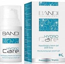 Parfumuri și produse cosmetice Cremă-gel pentru zona din jurul ochilor - Bandi Professional Hydro Care Moisturizing Eye Cream-Gel