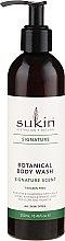 Parfumuri și produse cosmetice Gel de duș revigorant - Sukin Botanical Body Wash