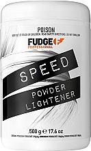 Parfumuri și produse cosmetice Pudră iluminantă pentru păr - Fudge Speed Powder Lightener