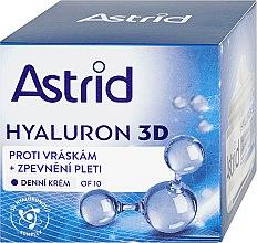 Parfumuri și produse cosmetice Cremă de zi pentru față - Astrid Hyaluron 3D
