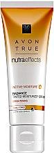 Parfumuri și produse cosmetice Cremă de zi hidratantă pentru față SPF20 - Avon Nutra Effects Radiance Tinted Moisturizer SPF 20