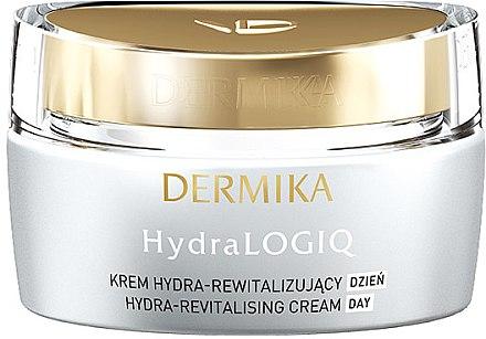 Cremă revitalizantă de față - Dermika Hydralogiq Hydra Revitalising Cream — Imagine N1
