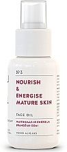 """Parfumuri și produse cosmetice Ulei facial """"Nutriție și energie"""" - You & Oil Nourish & Energise Mature Skin Face Oil"""