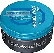 """Parfumuri și produse cosmetice Gel- ceară cu efect """"Păr umed"""" - Osmo Aqua-Wax Hard"""