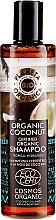 Parfumuri și produse cosmetice Șampon pentru păr - Planeta Organica Organic Coconut Natural Hair Shampoo
