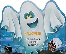 Parfumuri și produse cosmetice Mască întăritoare cu colagen - Ayoume Halloween Nice Spirit Mask Firming