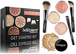 Parfumuri și produse cosmetice Set pentru machiaj - Bellapierre Get Started Kit Medium