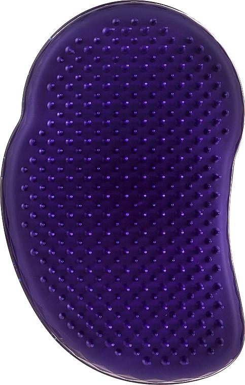 Perie de păr - Tangle Teezer The Original Purple Glitter Hair Brush — Imagine N2